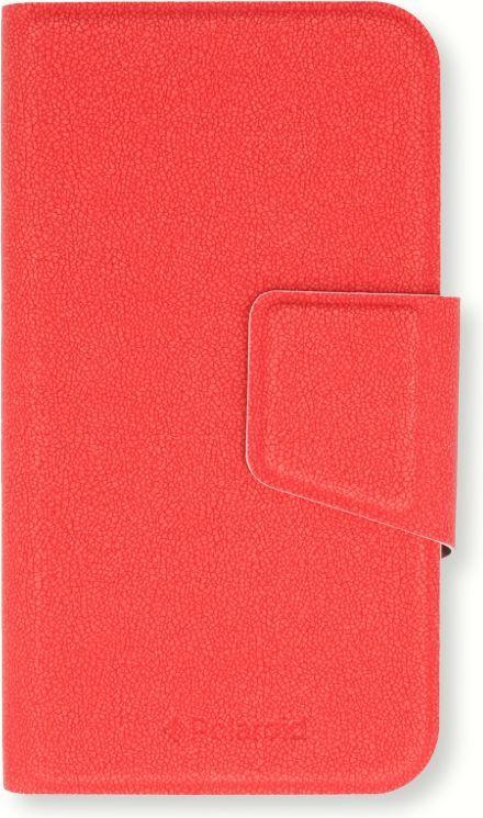 Polaroid Etui Polaroid magnetic soft iPhone 6+ czerwony 1