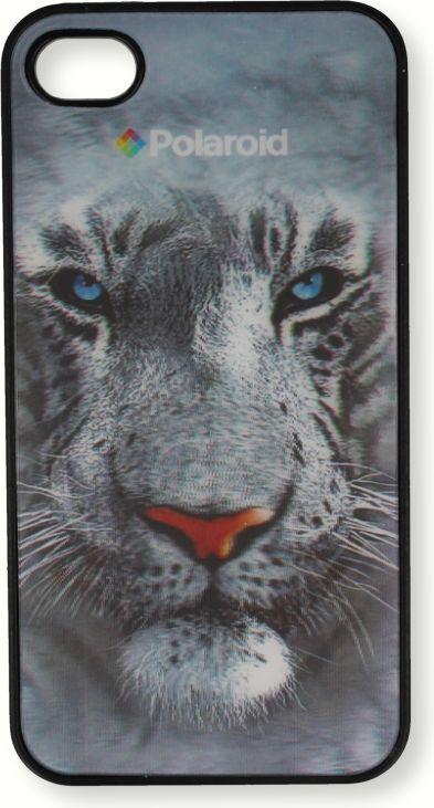 Polaroid Etui Polaroid hard 3D Samsung S4 tiger 1