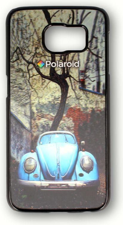 Polaroid Etui Polaroid hard 3D Samsung S4 old car 1