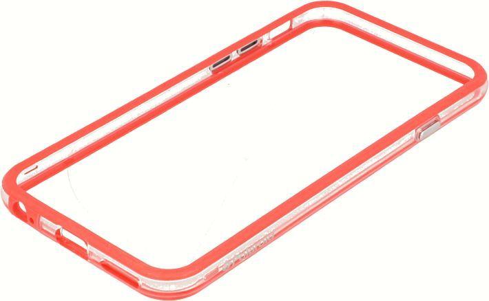 Polaroid Etui Polaroid soft bumper Samsung S4 czerwony 1