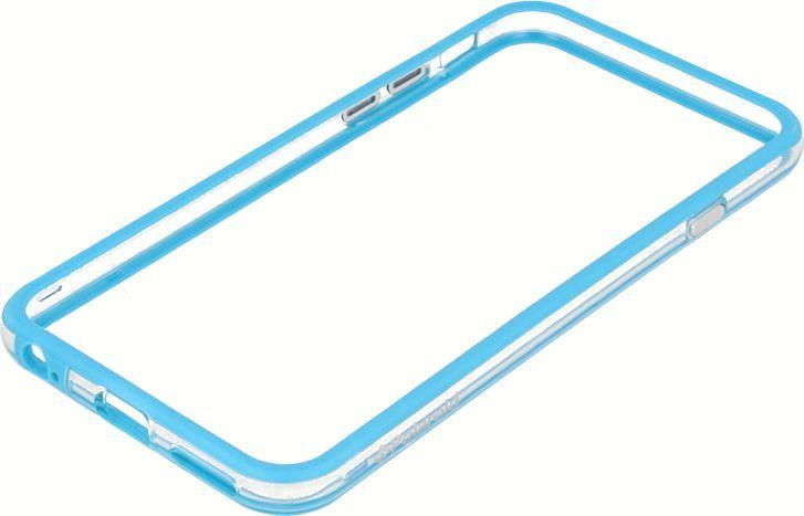 Polaroid Etui Polaroid soft bumper Samsung S3 niebieskie 1