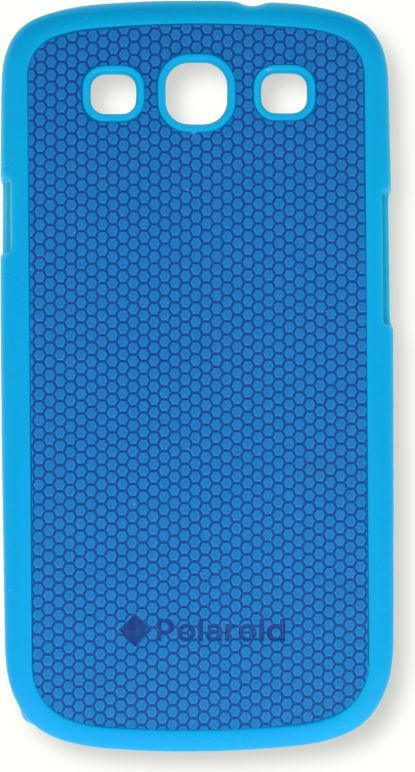 Polaroid Etui Polaroid hard shell Samsung S3 niebieskie 1