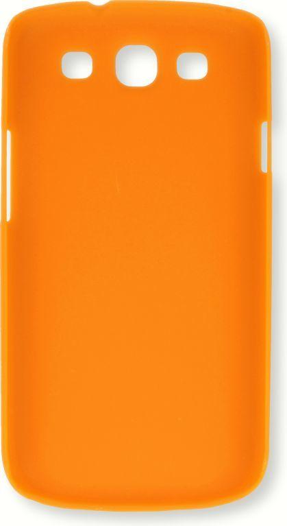 Polaroid Etui Polaroid hard shell Samsung S3 pomarańczowe 1