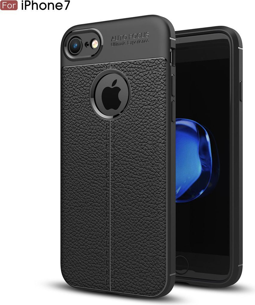 nemo Etui Skin Lux IPHONE 7 czarne 1