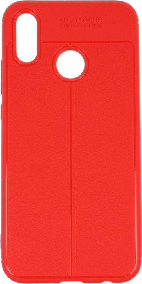 nemo Etui Skin Lux HUAWEI P20LITE czerwone 1