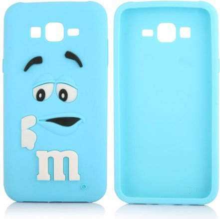 nemo ETUI 3D M&M SAMSUNG I9500 S4 1