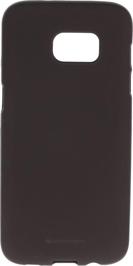 Mercury Goospery Etui Soft Jelly HUAWEI P8 LITE 2017 czarne 1