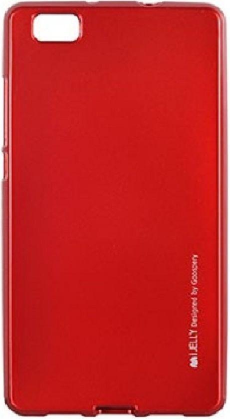 Mercury Goospery Etui iJelly LG X POWER czerwony 1