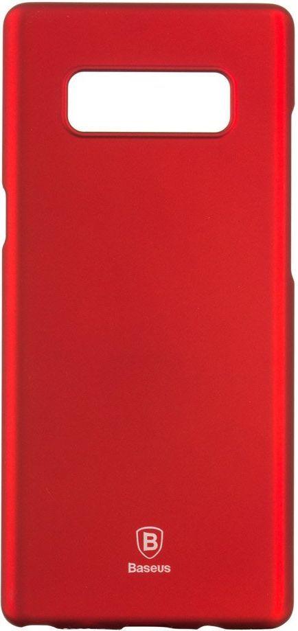 Baseus Etui Baseus thin SAMSUNG NOTE 8 czerwone WISANOTE8-ZB09 1