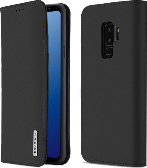 Dux Ducis Etui Wish leather Galaxy S9+ czarny 1