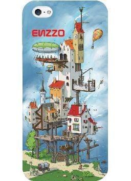 Enzzo SAMSUNG I9500 S4 HOUSES 1