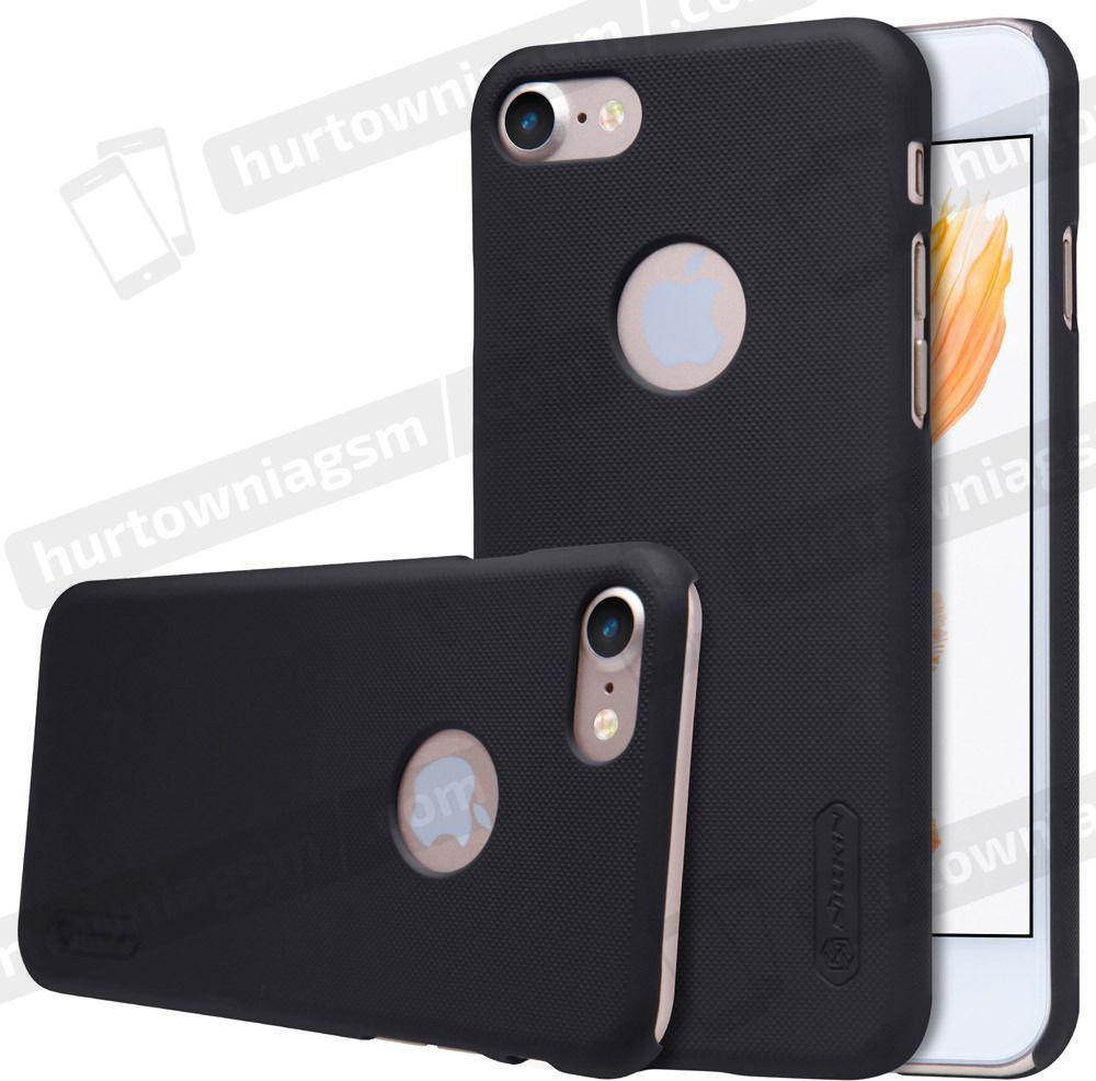 Nillkin Etui Super Shield iPhone 7 czarne 1
