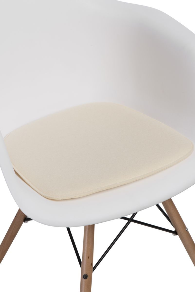 D2 Design Poduszka na krzesło Arm Chair ecru 1