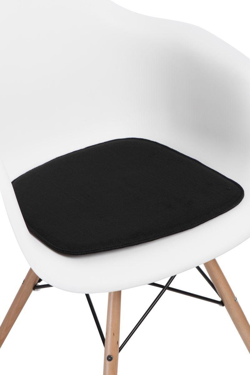 D2 Design Poduszka na krzesło Arm Chair czarna 1