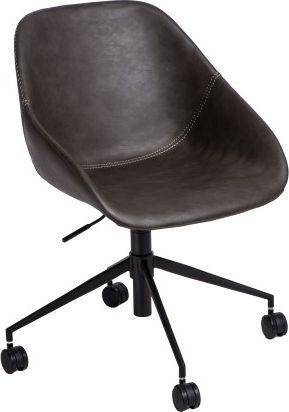 Maduu Studio Fotel biurowy Poter ciemno szary 1