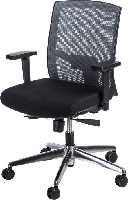 Maduu Studio Fotel biurowy Ergo szary/czarny 1