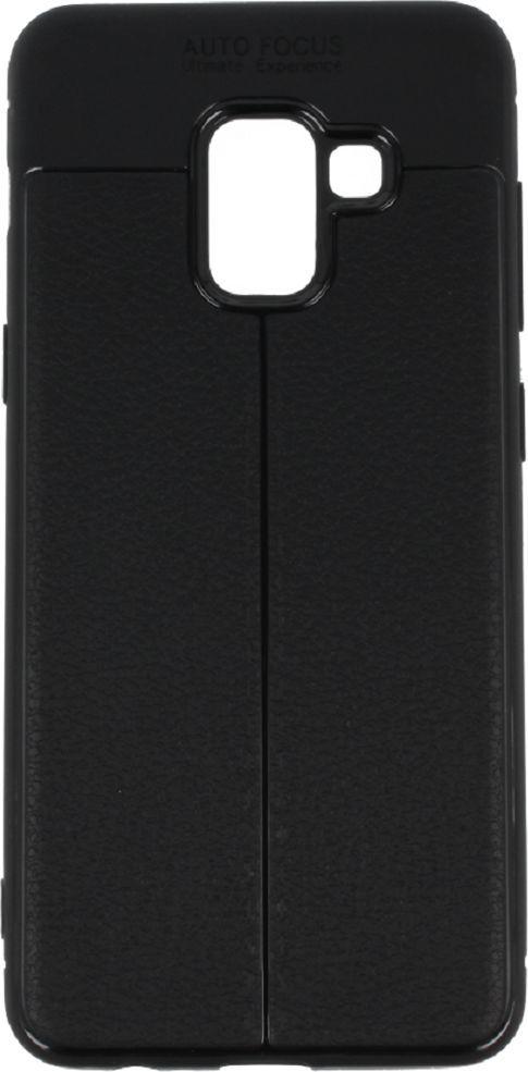nemo Etui Skin Lux SAMSUNG A5/A8 2018 czarne 1