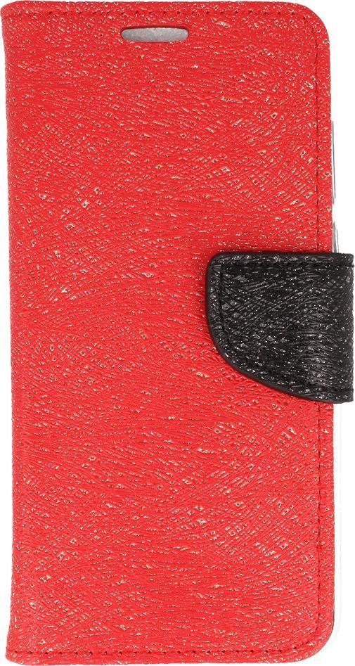 nemo fancy Huawei P20 LITE czerwono-czarny shine 1