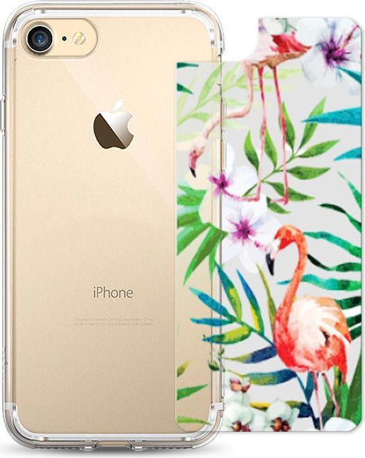 Ringke Ringke DECO - nr 46 - ozdobna wkładka do pokrowca Ringke Fusion iPhone X 1