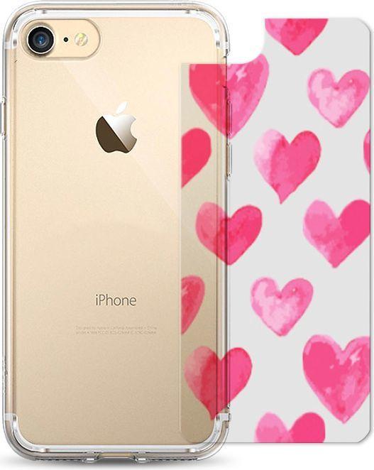 Ringke Ringke DECO - nr 45 - ozdobna wkładka do pokrowca Ringke Fusion iPhone X 1