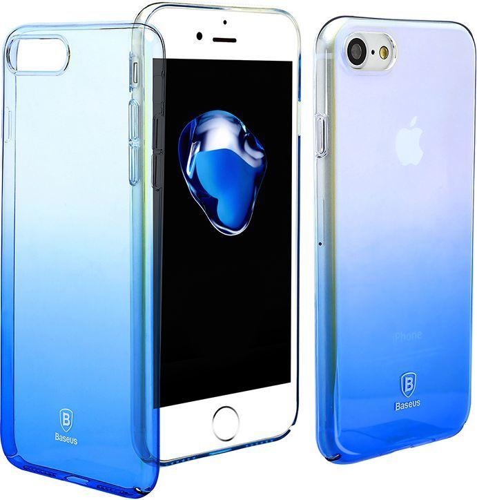 Baseus Glaze Case cieniowane etui ombre na iPhone 8 / 7 1