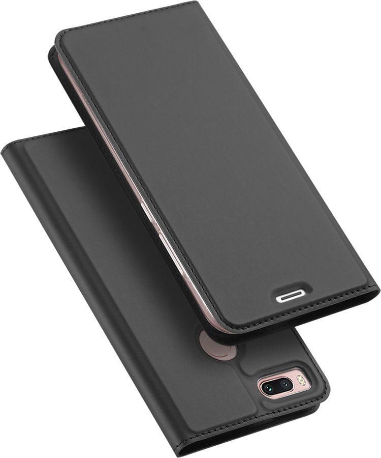 Dux Ducis DUX DUCIS Skin Pro etui pokrowiec z klapką Xiaomi Mi A1 / Mi 5X szary 1