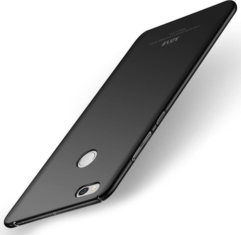 MSVII Etui Xiaomi Mi Max 2 MSVII Simple ultracienki pokrowiec czarny 1