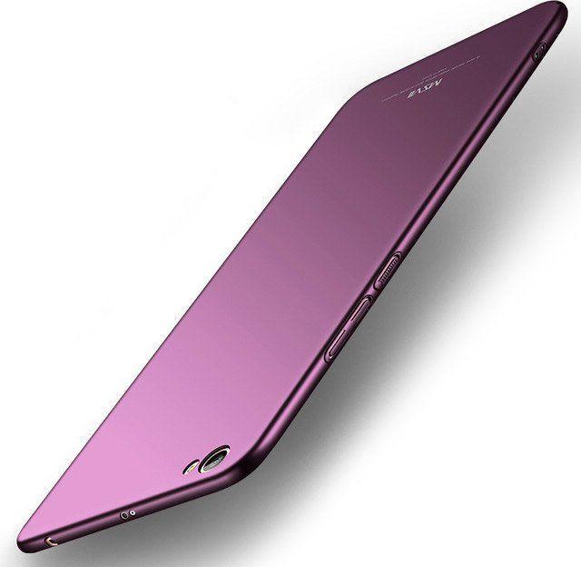 MSVII Etui Xiaomi Redmi Note 5A MSVII Simple ultracienki pokrowiec fioletowy 1