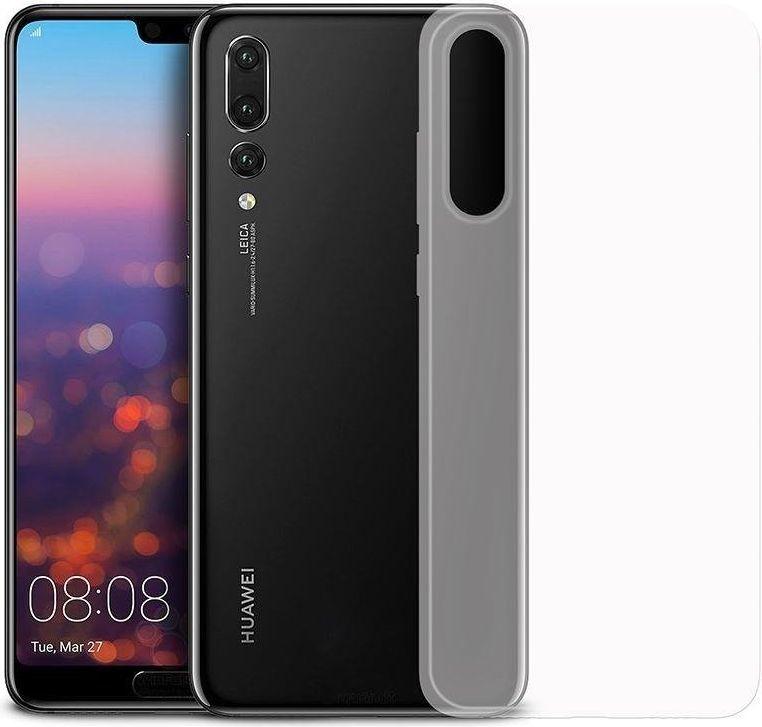 Puro PURO Clear Cover - Etui Huawei P20 Pro (przezroczysty) 1