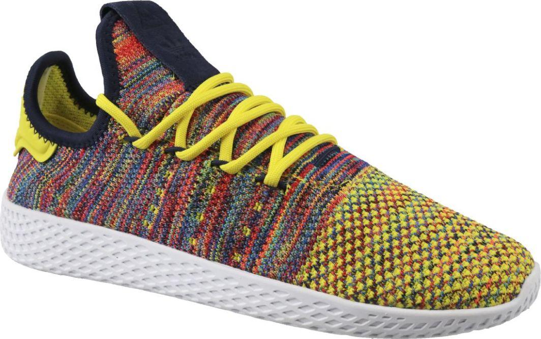 Adidas Buty męskie Pharrell Williams Tennis Hu wielokolorowe r. 42 23 (BY2673) ID produktu: 4961425