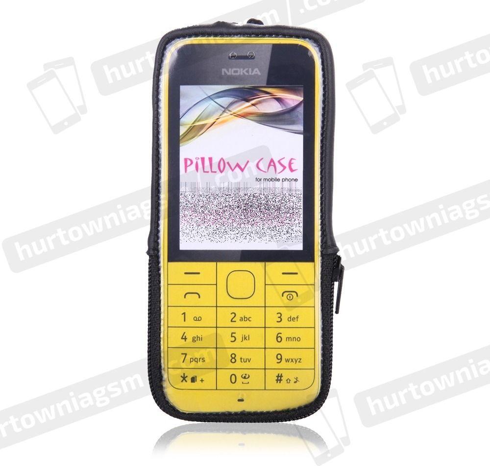 nemo Etui Pillow Case Nokia 222 czarne 1