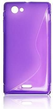 nemo Etui Back Case S - Samsung I9300 S3 Fioletowy 1