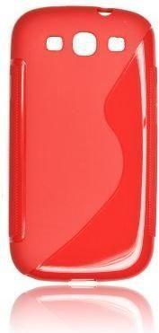 nemo Etui Back Case S - Samsung I9500 S4 czerwone 1