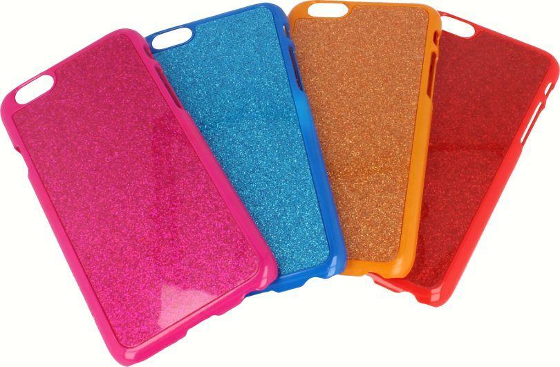 nemo Etui Polaroid hard case glitter iPhone 4 zielone 1