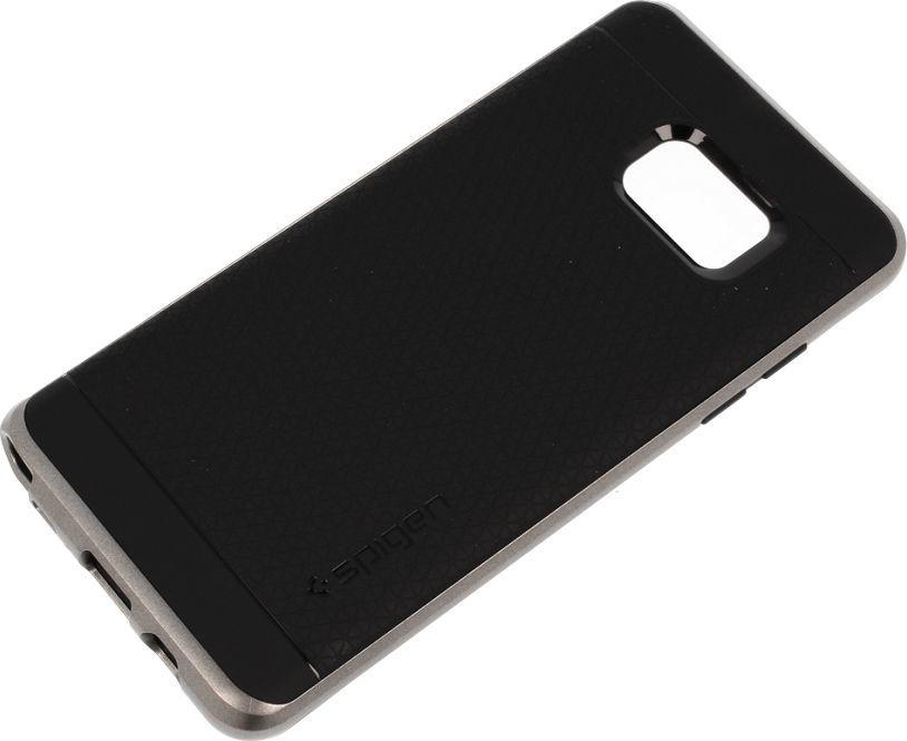 Spigen Nakładka Neo Hybrid do Samsung Galaxy Note 7 szara (562CS20568) 1