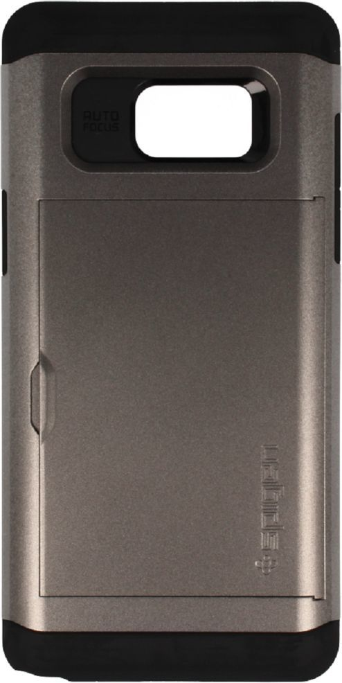 Spigen Nakładka Card Slider do Samsung Galaxy Note 7 szara 1