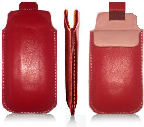nemo Etui eco pull up Samsung Note 8 czerwone 1