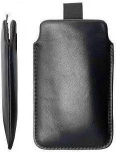 nemo Etui wsuwka skórzana SAMSUNG N950 NOTE 8 czarne 1