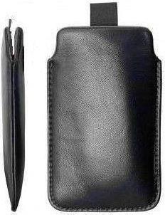 nemo Etui wsuwka skórzana SAMSUNG I9100 czarne 1