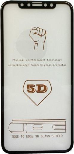 nemo Vidvie szkło hartowane 5D IPHONE 6/6S czarne 1