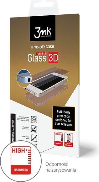 3MK FLEXIBLE GLASS 3D SONY XPERIA M4 1
