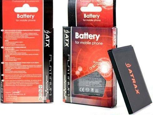 Bateria ATX SAMSUNG I8190 1200 LI-ION 1