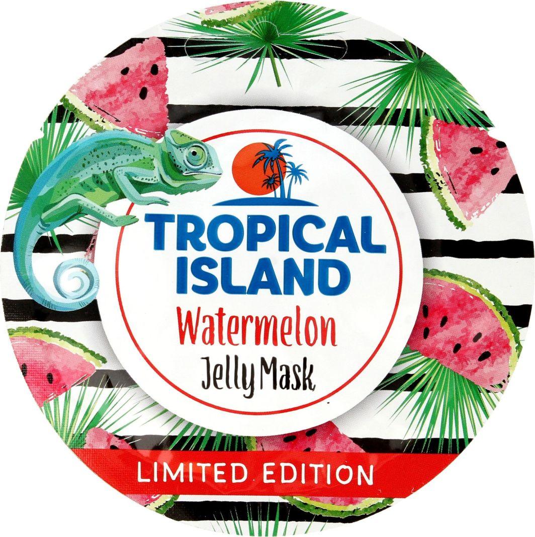 Marion Tropical Island Maseczka żelowa do twarzy Watermelon 10g 1
