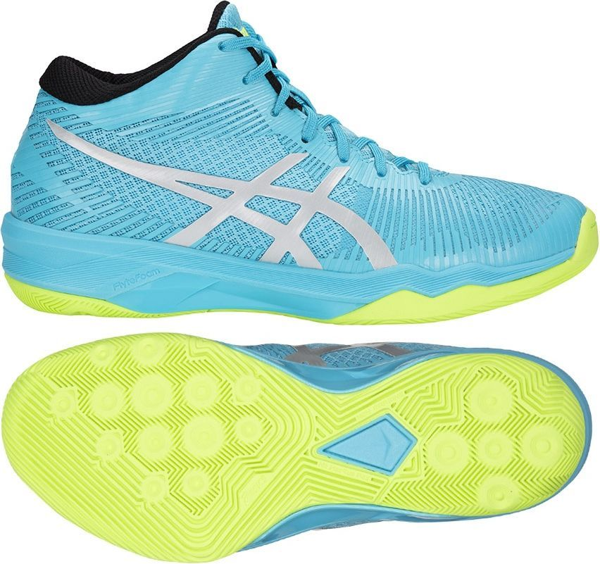 Asics Buty damskie Gel Volley Elite FF MT niebieskie r. 38 (B750N 400) ID produktu: 4965185
