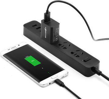 Ładowarka Blitzwolf USB 3.0 kolor czarny (BW-S9) 1