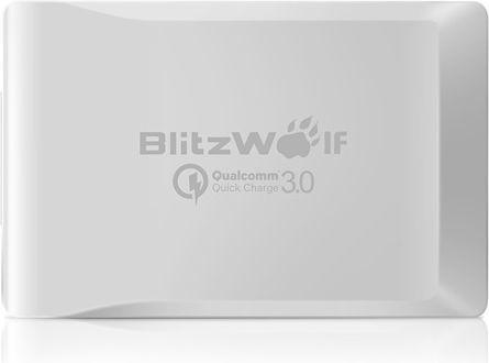 Ładowarka Blitzwolf USB 3.0 kolor biały (BW-S7) 1
