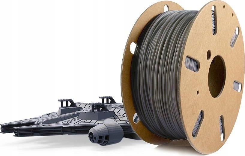Skriware Filament do drukarek 3D PLA iron grey 1