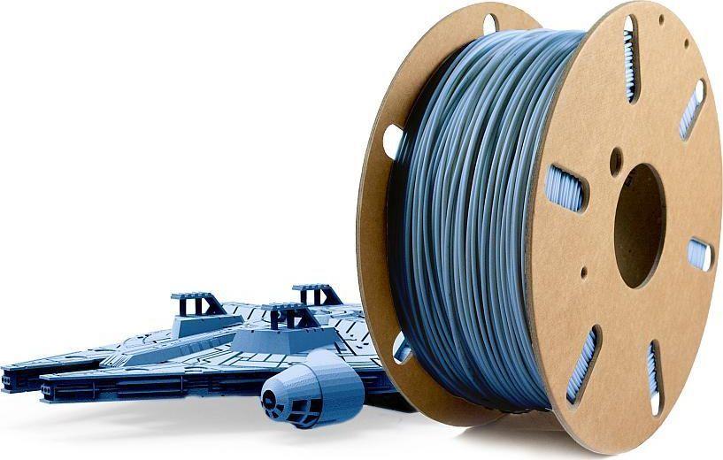 Skriware Filament do drukarek 3D Skriware PLA steel blue 1