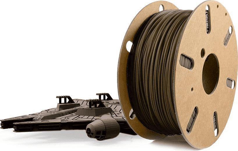 Skriware Filament do drukarek 3D PLA chocolate brown 1