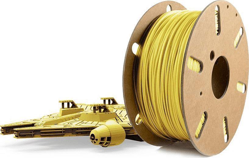Skriware Filament do drukarek 3D PLA lemon yellow 1